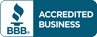 We Are a Better Business Bureau Accredited Business - Click Here to See Our BBB Rating